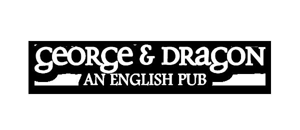 George and Dragon English Pub Logo
