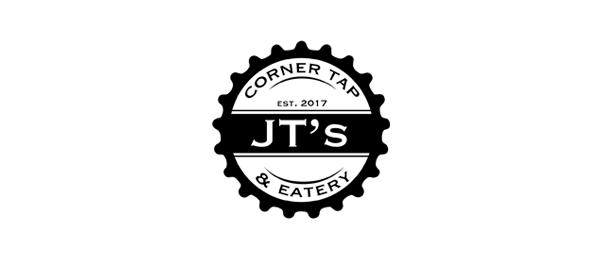 JT's Corner Tap & Eatery Logo