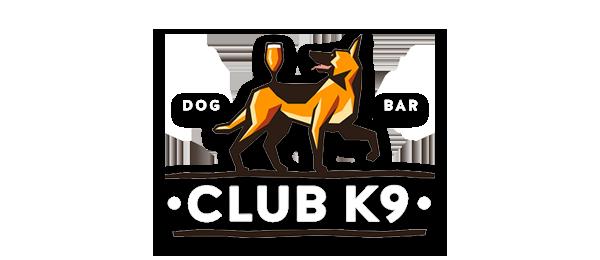 Club K9 Dog Bar Logo