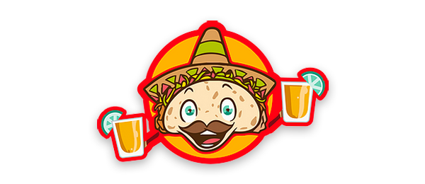One Taco Dos Tequilas Logo