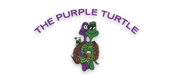 Purple Turtle Sports Bar & Grill Logo