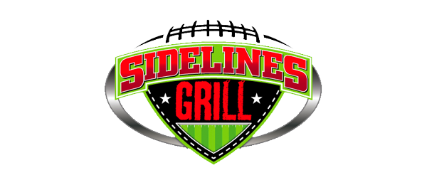 Sidelines Grill - Chandler Logo