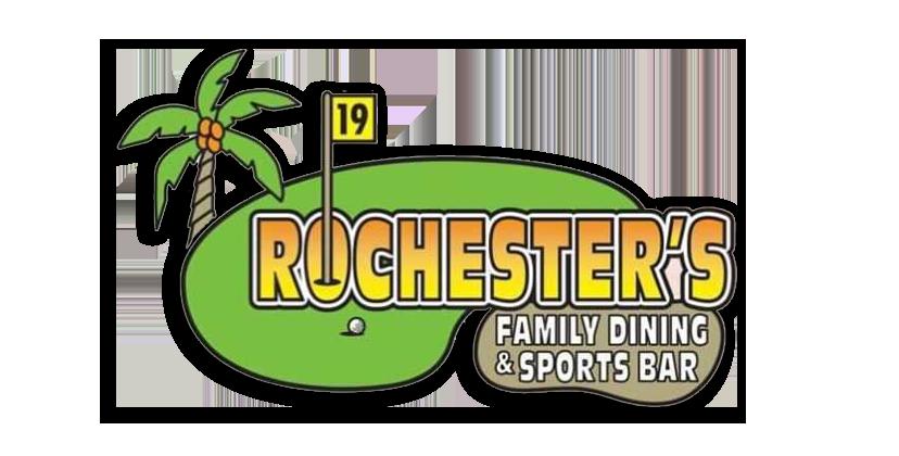 Rochester's Family Dining & Sports Bar Logo