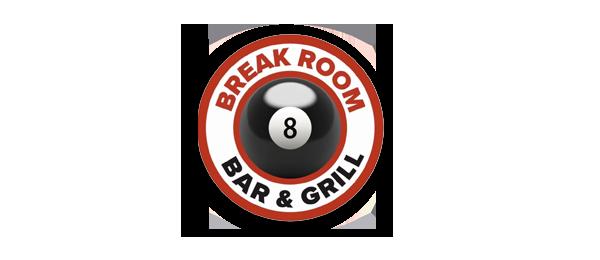 Break Room Bar and Grill Logo