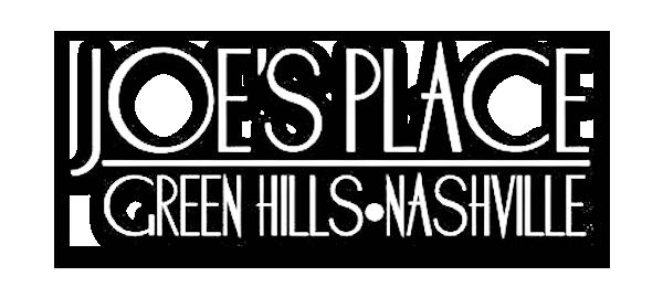 Joe's Place Logo