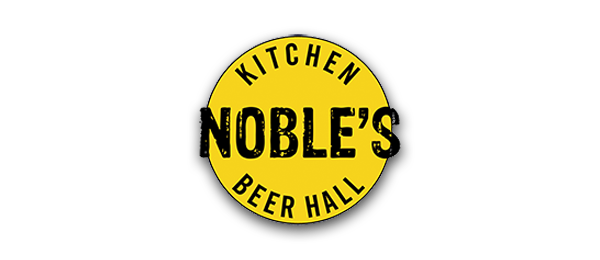 Noble's Kitchen & Beer Hall Logo