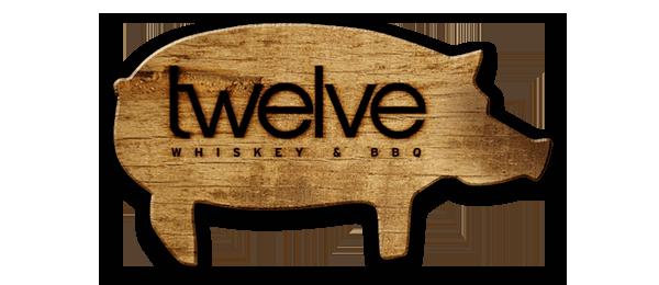 Twelve Whiskey Barbecue Logo