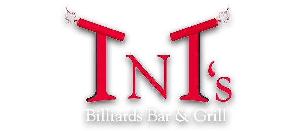 TNTs Billiards Bar & Grill Logo