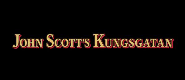 John Scott's Kungsgatan Logo