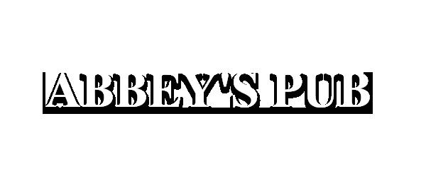 Abbey's Pub Logo