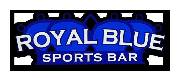 Royal Blue Sports Bar Logo