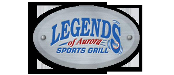 Legends of Aurora Sports Grill Logo