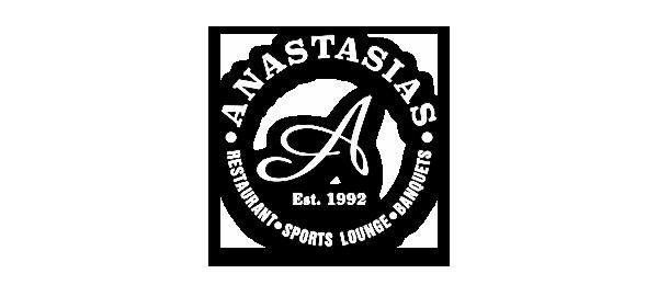 Anastasia's Restaurant & Sports Lounge Logo