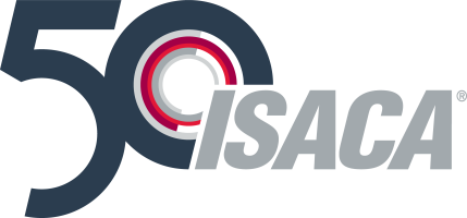 Image result for isaca logo
