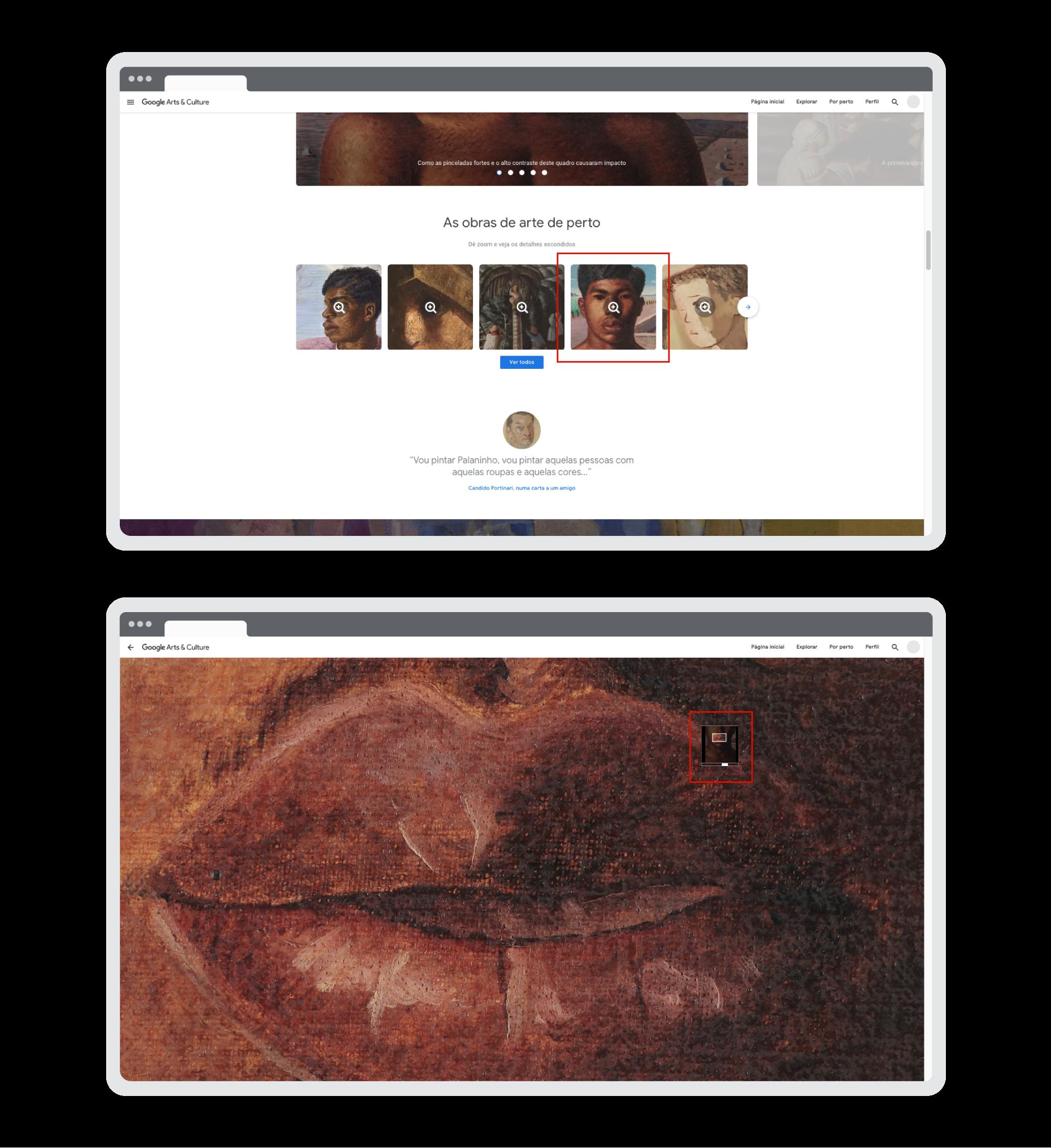 De Portinari ao futebol feminino, o Google leva a arte e a cultura do Brasil ao mundo