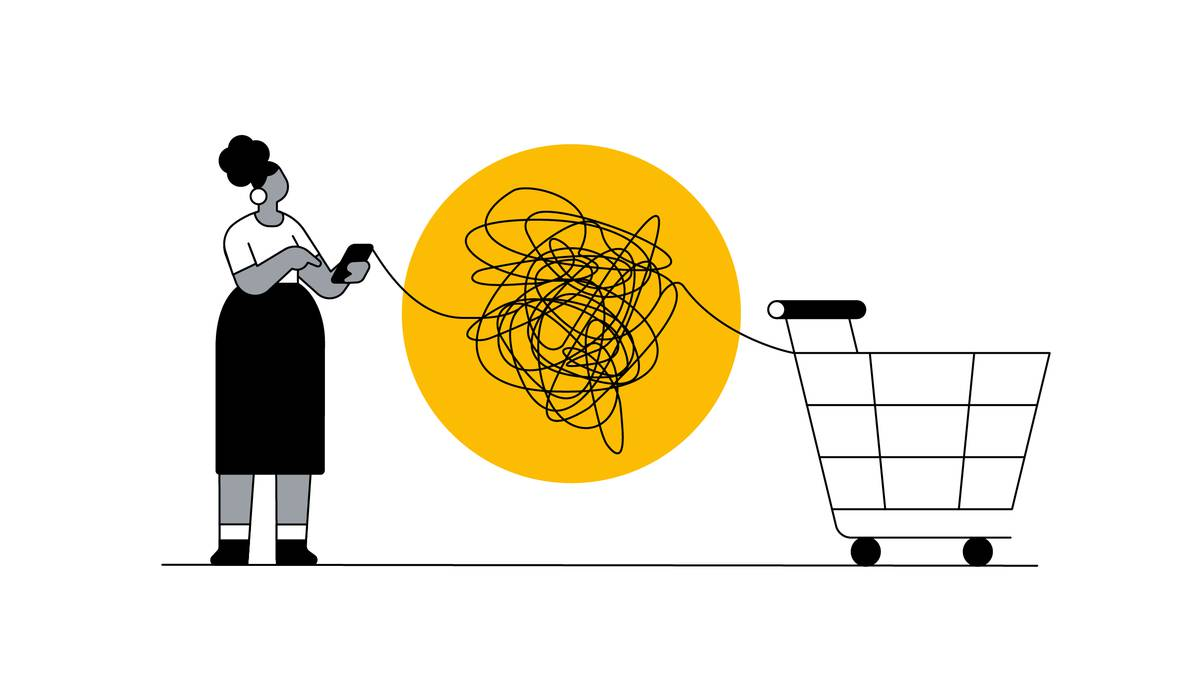 "How people decide what to buy lies in the ""messy middle"" of the purchase journey"