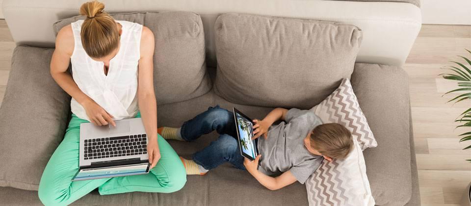 Что смотрят современные родители?