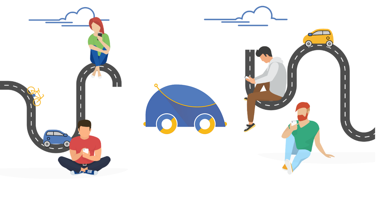Google study on buying a car: Digital tools are becoming increasingly important