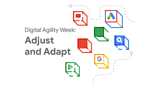 "Resources for the Livestream Series ""Digital Agility Week: Adjust & Adapt"""