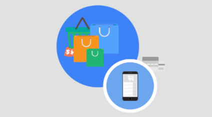 Shopping - The role of mobile sites and apps on the Path to Purchase png