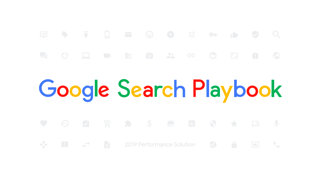 Google Search Playbook