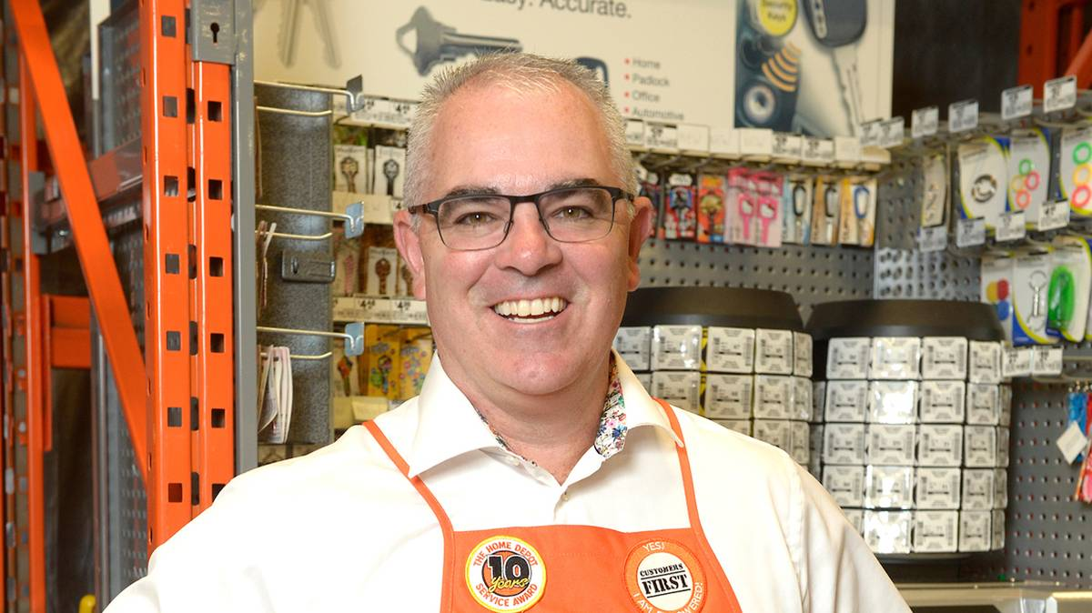 The Home Depot Canada's VP of Marketing and e-Commerce on