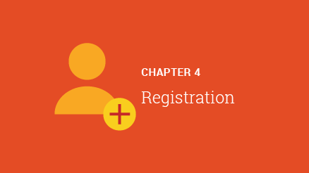 Chapter 4: Registration