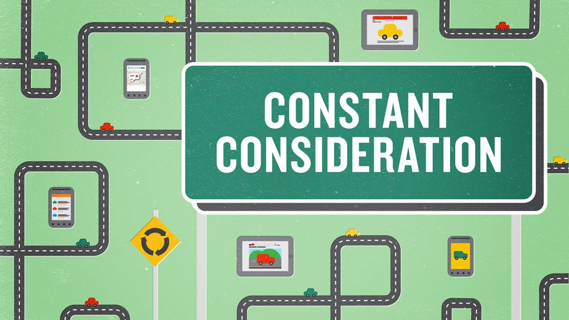 Constant Consideration New Vehicle Study