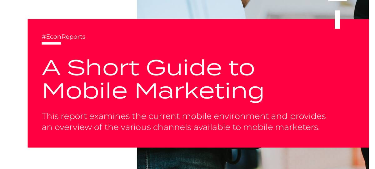 Why marketing transformation needs mobile front and centre