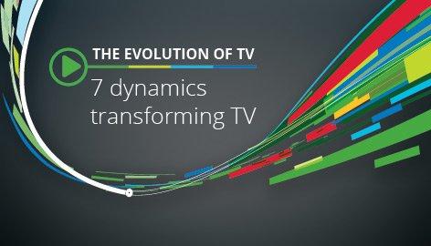 Evolution of TV 7 dynamics