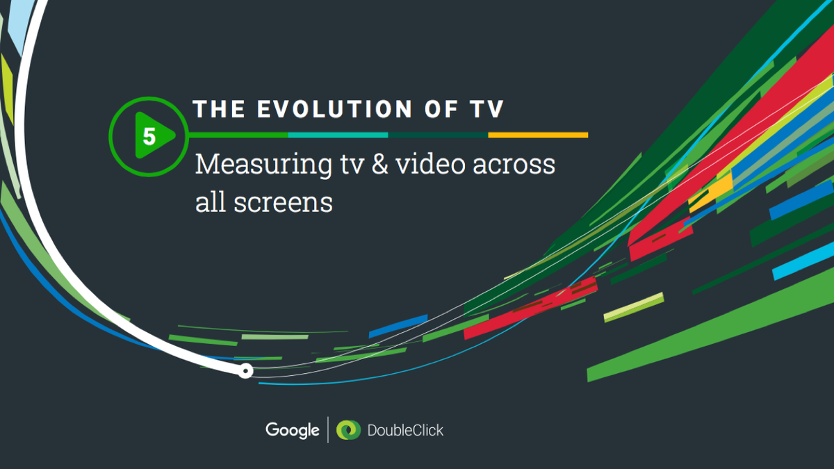 The Evolution of TV: Measuring TV and Video Across All Screens
