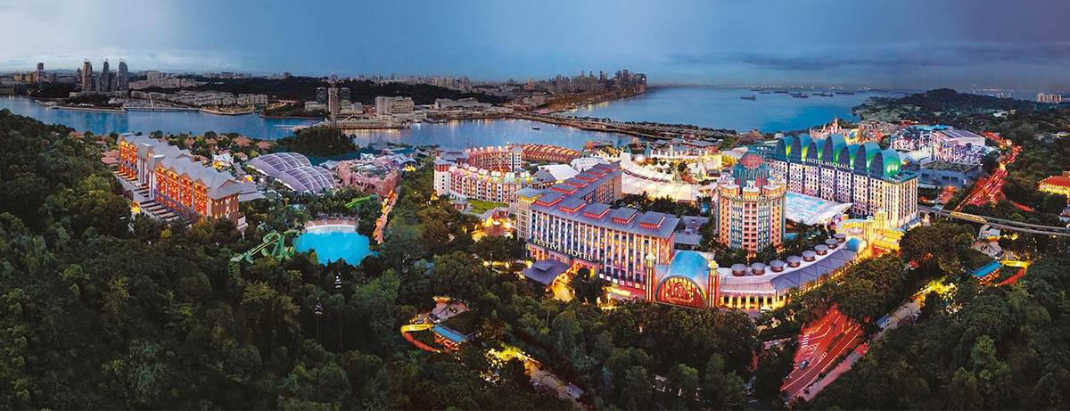 Singapore's Resorts World Sentosa Reached More Customers
