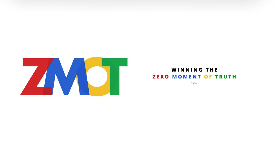 Winning the Zero Moment of Truth (ZMOT)