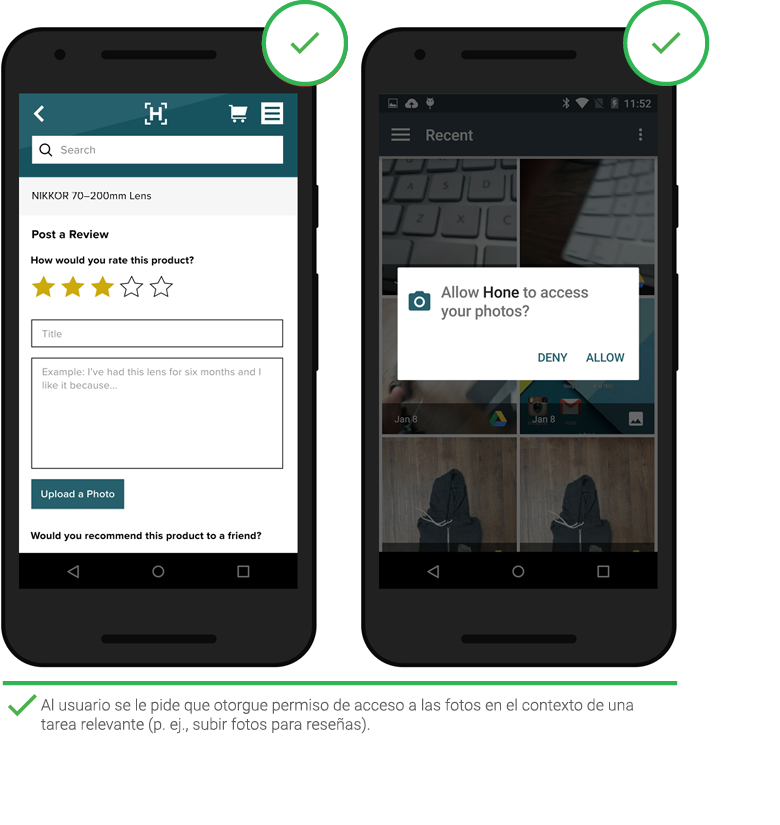 Mobile Principles of Retail Apps and Sites - Guia
