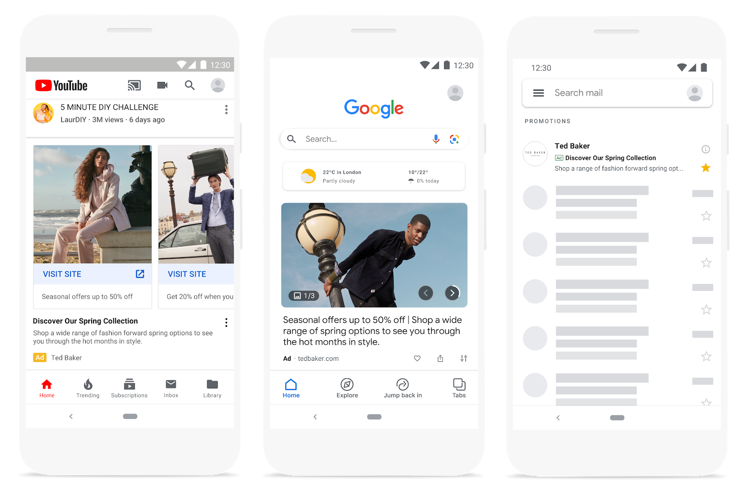 Google Discovery Campaign Tips