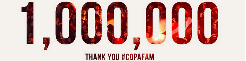 Copa90 Unites 1 Million Football Fans From Around the World 5