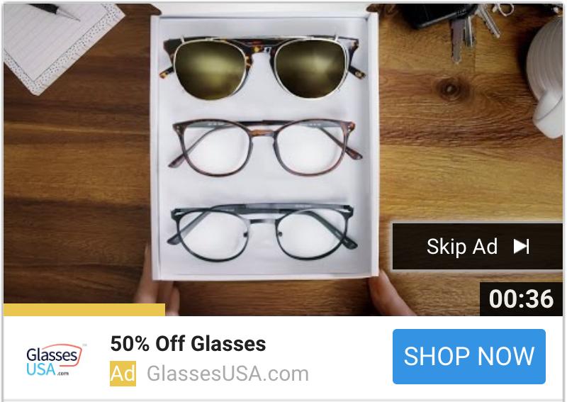 GlassesUSA TRV Still