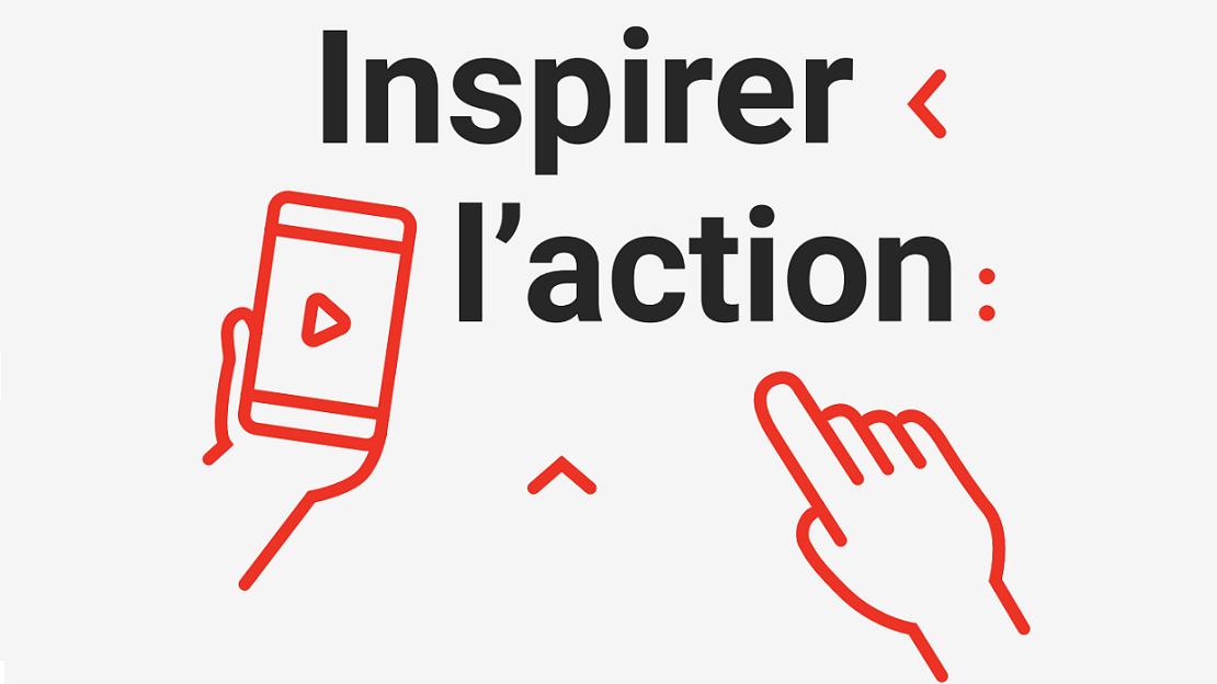 Inpirer l'action sur YouTube