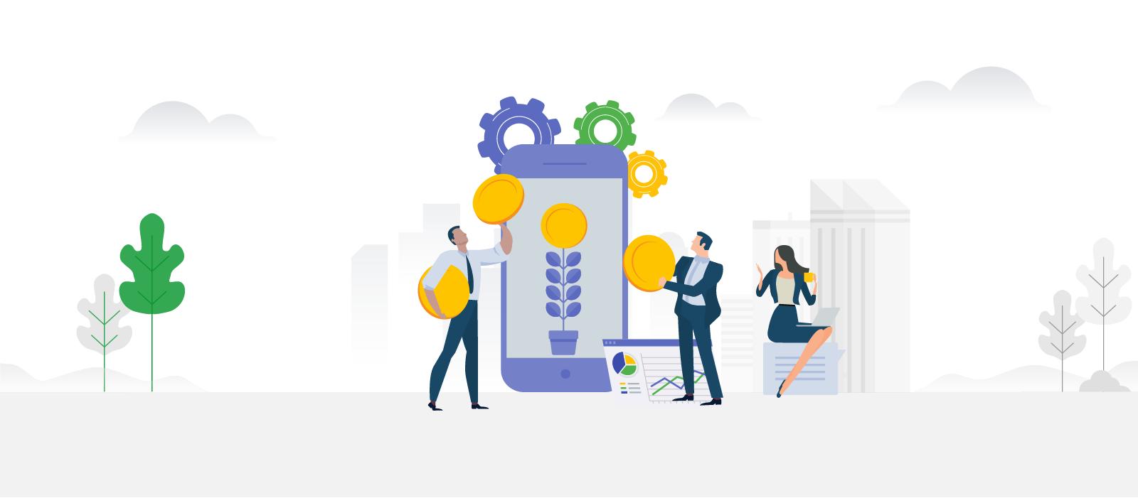 Mobil uygulamaya sadık müşteri yaratarak şirketinizin büyümesine nasıl katkı sağlarsınız?