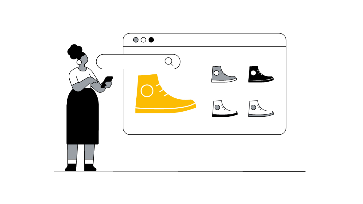See it, snap it, buy it: How visual search makes shopping smarter