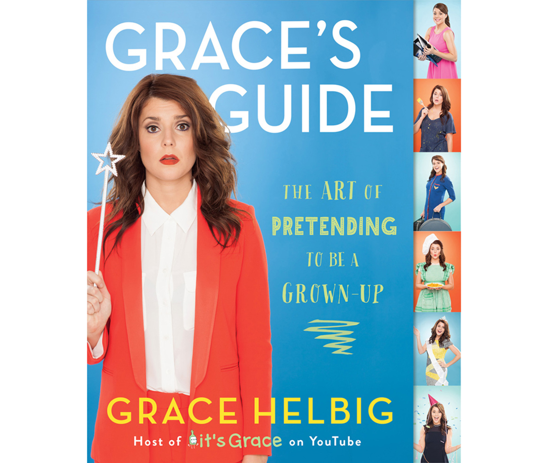 Grace Hellbig guide book