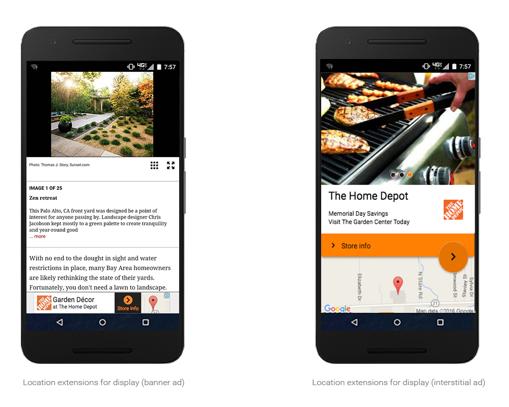 The Home Depot Earns 8x In Store Roi With Mobile Display Ads