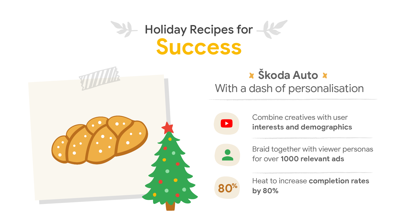 Holiday recipes for success: Real-life stories to inspire your 2020 campaigns-2