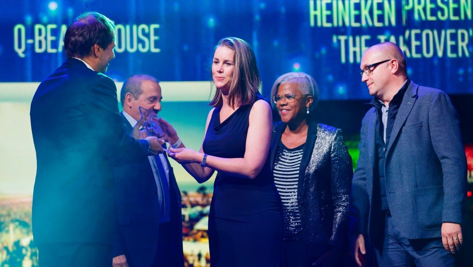TWICE haalt zilver op de European Event Awards in Sint-Petersburg