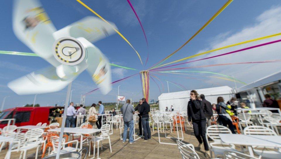 Elia opent de Stevin-site in Zeebrugge voor scholen, ingenieurs, personeel & het grote publiek.