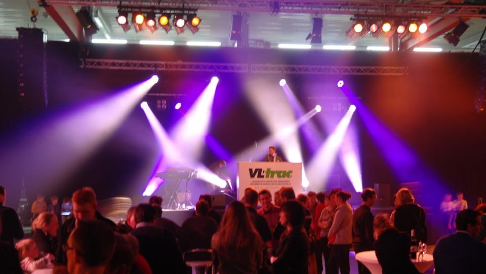 Opening nieuwe vestiging VL-Trac