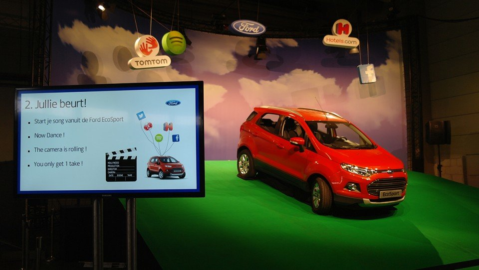 Ford op Foute Party