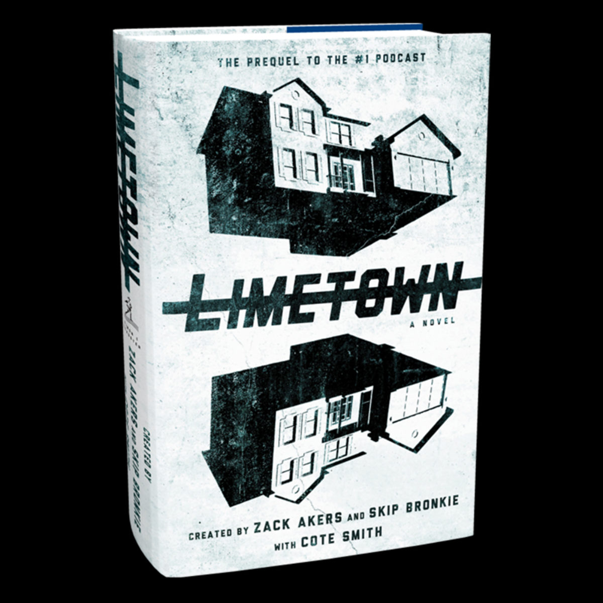 Limetown Novel Matted Graphic