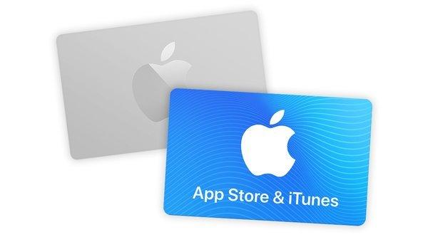 Geschenkkarte für App Store & Itunes | Wert CHF 50