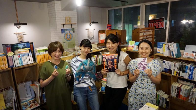 陳瀅羽/書店的販售商品是讀者的「時間」與「空間」_(攝影/陳瀅羽)